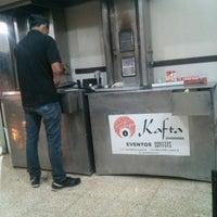 Photo taken at Kafta Shawarma by Alejandro V. on 11/9/2014