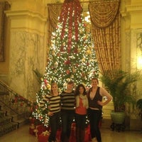 Photo taken at Hermitage Hotel by Anna on 12/30/2012