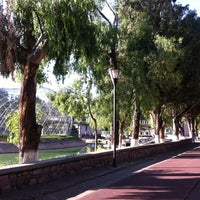 Photo taken at La Encantada by kandy K. on 6/11/2013