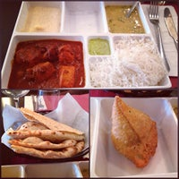 Photo prise au Saffron Indian Cuisine par Colette M. le9/16/2013