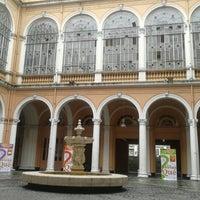 Photo taken at Facultad de Ciencias Económicas (UBA) by The C. on 10/27/2012