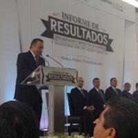 Photo taken at Auditoría Superior del Estado de Puebla by Mara G. on 1/12/2016