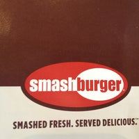 Photo taken at Smashburger by Terry on 5/30/2013
