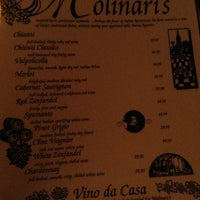 Photo taken at Molinari's by Jennifer J M. on 10/1/2013
