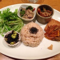 """Photo taken at from earth cafe """"OHANA"""" by chyiro_au on 10/17/2013"""