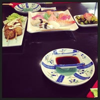 Photo taken at Seizan Japanese Restaurant by Sarah on 6/8/2013