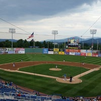 ... Photo Taken At Haley Toyota Field At Salem Memorial Baseball Stadium By  Glo L. On ...