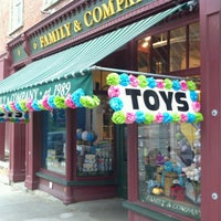 Photo taken at Family and Company Toys by Kathleen S. on 10/20/2012