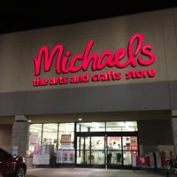Photo taken at Michaels by Neil S. on 3/18/2017