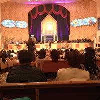 Photo taken at Faith Fellowship World Outreach Center by Phelipe A. on 5/12/2013