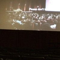 Photo taken at Flagship Cinemas New Bedford by Kevin O. on 1/5/2014