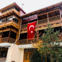Photo taken at Asmalı Konak Restaurant by RAŞİT on 11/19/2017