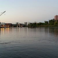 Photo taken at River Taxi by Hope R. on 9/4/2013
