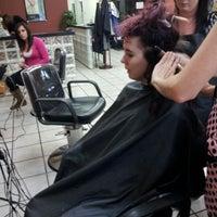 Photo taken at Fantastic Sams Hair Salons by Toni J. on 10/6/2012
