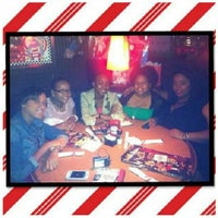 Photo taken at TGI Fridays by Djenny F. on 12/20/2012