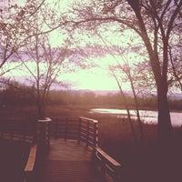 Photo taken at Walden Ponds Wildlife Habitat by Katie P. on 5/3/2014