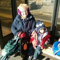 Photo taken at Metra - Harvey by Jolyce A. on 10/27/2012