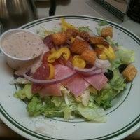 Photo taken at Parasson's Italian Restaurant by Miranda T. on 12/1/2012