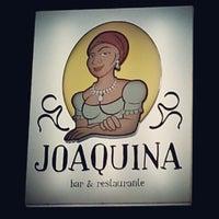Foto tirada no(a) Joaquina Bar & Restaurante por Chicottone B. em 10/6/2012