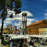 Photo taken at Feirinha do Largo da Ordem by Rubens N. on 11/18/2012