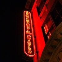 Photo taken at Jazmo'z Bourbon St. Cafe by Matthew P. on 11/27/2012