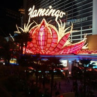 Photo taken at Flamingo Las Vegas Hotel & Casino by Nikcole G. on 10/9/2012