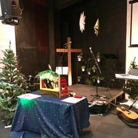 Photo taken at Mustard Seed Christian Church by NORIX on 12/23/2017