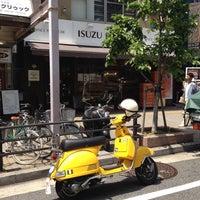 Photo taken at イスズベーカリー 元町店 by NORIX on 5/10/2014
