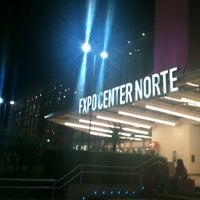 Photo taken at Expo Center Norte by Daia V. on 4/27/2013