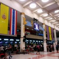 Photo taken at Phuket International Airport (HKT) by Rosa R. on 4/6/2013