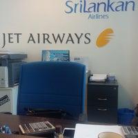 Photo taken at Sri Lankan Airlines by Mohamed M. on 4/18/2017