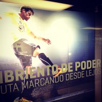 Photo taken at The Puma Store Barcelona by emtype on 4/10/2013