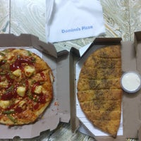 Photo taken at Domino's Pizza by Sunil P. on 1/23/2018