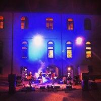 Photo taken at Ginestra Fabbrica della Conoscenza by Samuele M. on 5/4/2014