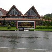 Photo taken at Pattimura International Airport (AMQ) by SAS on 7/2/2013
