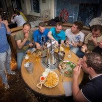 Photo taken at Bierfabriek by Bierfabriek on 7/4/2014