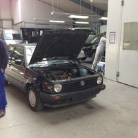 Photo taken at Eurocar by Emile S. on 4/23/2013