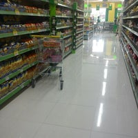 Photo taken at Puregold FTI by Impoi H. on 10/18/2013