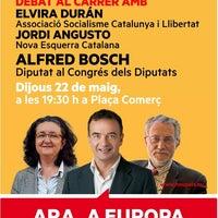 Photo taken at ERC Sant Andreu by PilarPerezBcn on 5/20/2014