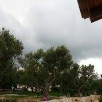 Photo taken at Kavos Psarou Villas by Anton P. on 6/18/2014