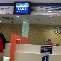 Photo taken at Bank Rakyat by Nanna A. on 8/6/2013
