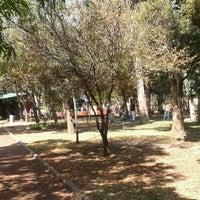 Photo taken at Parque Ecológico Los Coyotes by Fernanda M. on 2/10/2013