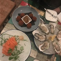 1/10/2018 tarihinde Sandra L.ziyaretçi tarafından Fjord Eat & Drink'de çekilen fotoğraf