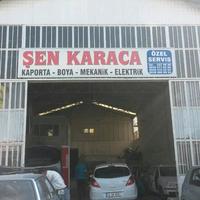 Photo taken at Şen Karaca Özel Servis by Kemal on 8/24/2013