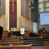Photo taken at Trinity Presbyterian Church by M3i🎶💯 陈. on 8/21/2016