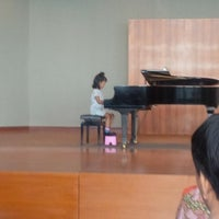 Photo taken at Gloriamus Music School by M3i🎶💯 陈. on 10/6/2013