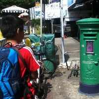 Photo taken at Cheung Chau by chingsin on 10/13/2013