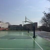 Photo taken at 한광고 청계학사 by JP P. on 3/11/2017