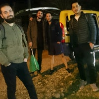 Photo taken at Adliye Halı Saha by Mustafa Ö. on 2/3/2017