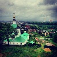 Photo taken at Vladimir by Irina P. on 5/26/2013